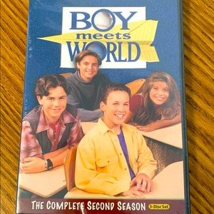 Boy Meets World The Complete 2ND Season